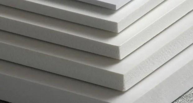 Не просто пластик, а вспененный ПВХ – современный материал со своими особенностями