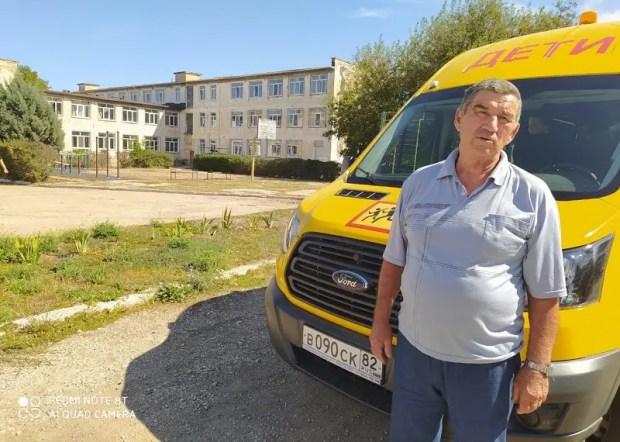 Есть такая профессия – водитель школьного автобуса. Истории крымчан
