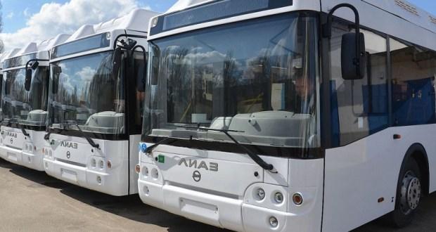 В Симферополе – новый автобусный маршрут
