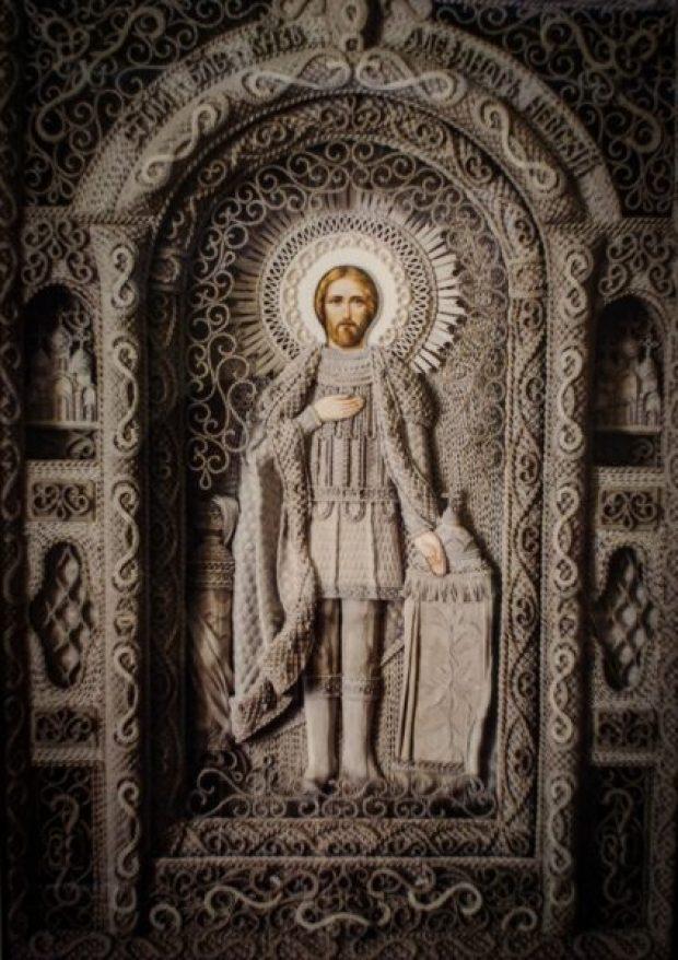 В главный храм крымской столицы будет передана в дар икона святого благоверного князя Александра Невского