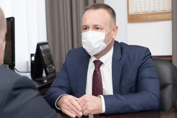 Врио руководителя Музея обороны Севастополя - Михаил Смородкин