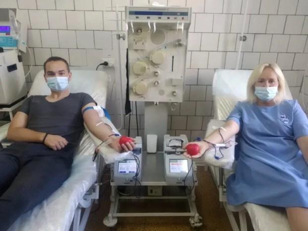 В Ялте День солидарности в борьбе с терроризмом отметили акцией «Сдай кровь – спаси жизнь!»