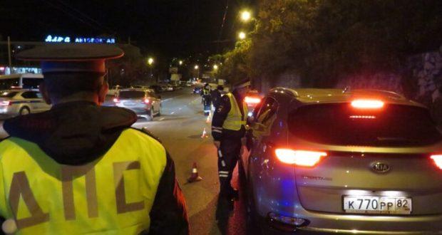 На дорогах Крыма в ближайшие дни – операции «Нетрезвый водитель» и «Пешеход. Пешеходный переход»