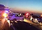 МЧС – о ДТП, парализовавшем на час движение на трассе «Таврида»