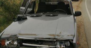 Два ДТП под Коктебель: в одном пострадал автомобилист, в другом - мотоциклист