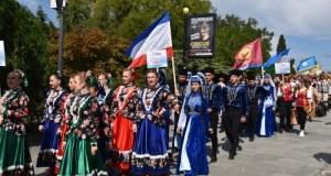 """На Всероссийский фестиваль """"Крымский мост"""" съехались более 500 участников"""
