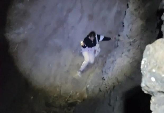 """Пятичасовая спасательная операция в районе горы """"Караул-Оба"""": заблудилась девушка"""