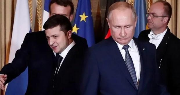 Пресс-секретари президентов России и Украины почти синхронно объявили о «невозможности встречи лидеров»