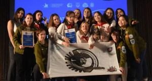 В Крыму выбрали лучших вожатых 2021 год