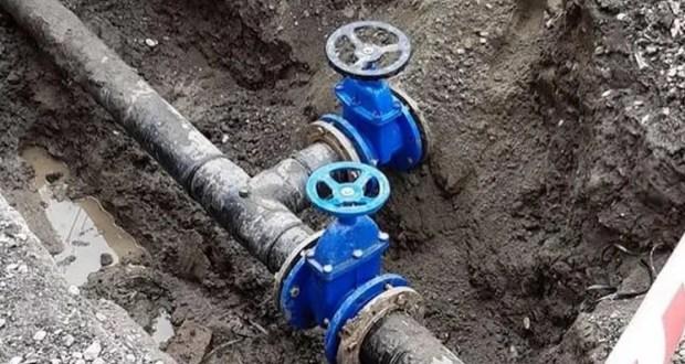 Дорожники повредили водопровод в Симферополе. Где именно нет воды