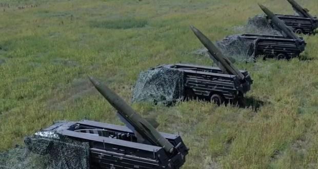 Украина провела ракетные учения близ границы с Крымом