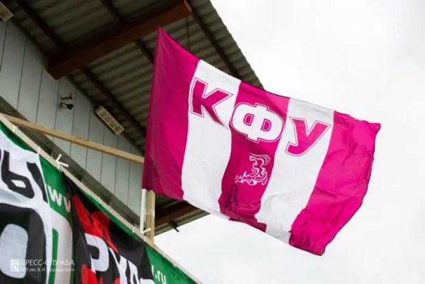 Команда КФУ одержала победу в первом игре НСФЛ после перерыва