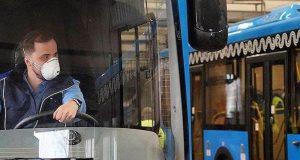 Минтранс Крыма: приостановлен льготный проезд для людей старше 65 лет