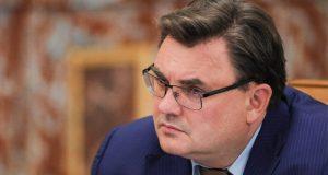 Севастополь с официальным визитом посетил министр юстиции РФ Константин Чуйченко