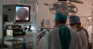 В КФУ провели операцию с помощью робота-ассистента. Впервые