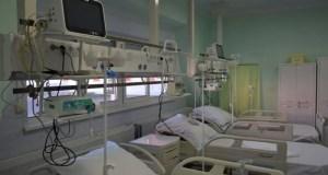 В «ковидных» госпиталях Крыма осталось 10% свободных коек