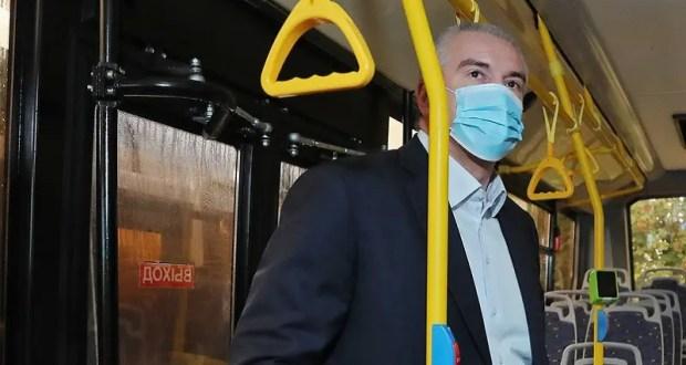 Аксёнов всерьез взялся за общественный транспорт Симферополя