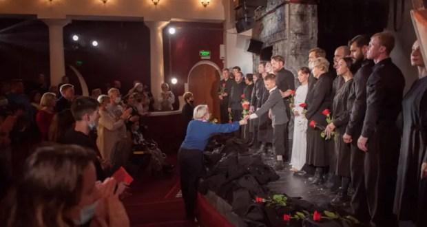 Крымский государственный театр юного зрителя открыл 53-й театральный сезон