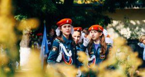 В Севастополе кадеты МЧС России торжественно приняли присягу