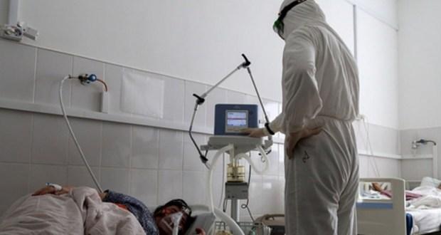 В Крыму осталось только 6% свободных коек в «ковидных» госпиталях