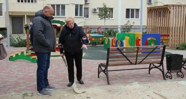 В Керчи планируется благоустроить 65 дворов