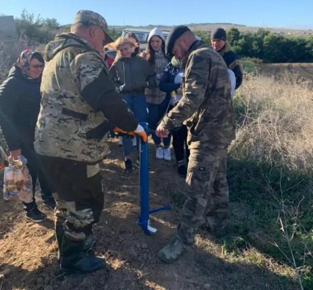 Всероссийская акция «Сохраним лес» в Крыму - где именно высаживают деревья