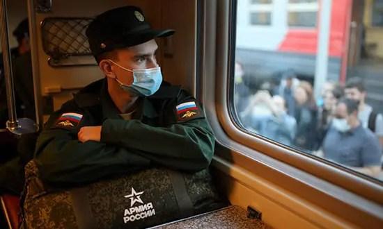 На сборных пунктах Юга России приступили к отправке команд призывников