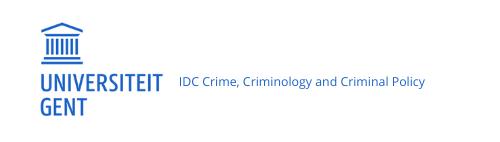 Crime@UGent