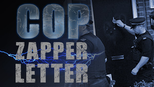 Cop Zapper Letter – Get Rid of Unwanted Police Officers From Your Door