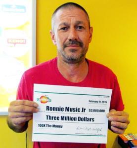 Ronnie Music Jr