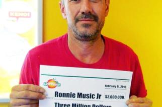 Lottery winner invests his $3M prize in meth business