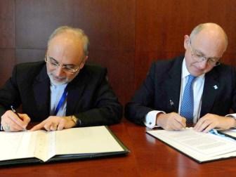 Avirán criticó el acuerdo firmado por Timerman.