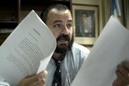 El fiscal fue suspendido por el tribunal de enjuiciamiento.