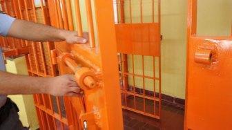 El recluso fue sometido dentro del penal.