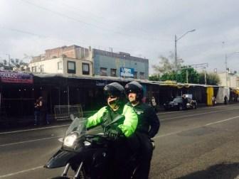 México es una ciudad peligrosa para los periodistas.