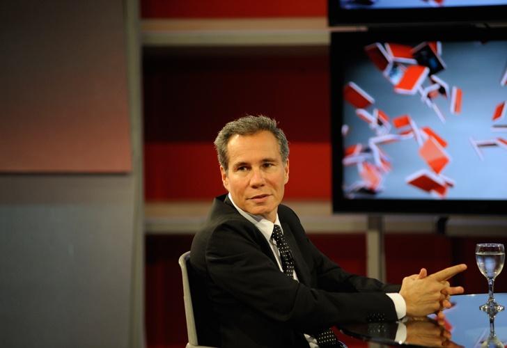 Nisman denunció a Cristina y a Timerman.