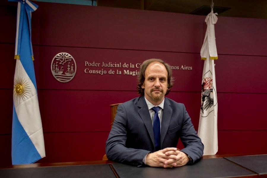 Pagani es el nuevo titular del Consejo.