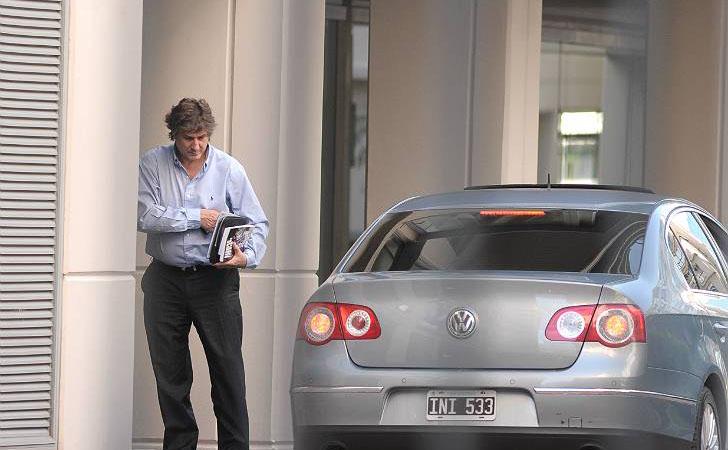 Boudou está acusado de vender un auto con datos falsos.