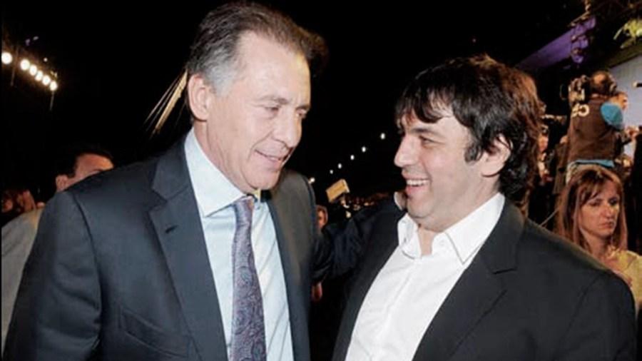 López y De Sousa: los dos quedaron detenidos.