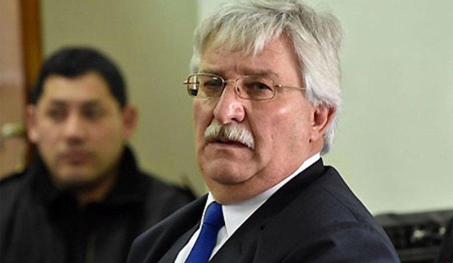 El abogado Carrazzone quedó detenido este mediodía.