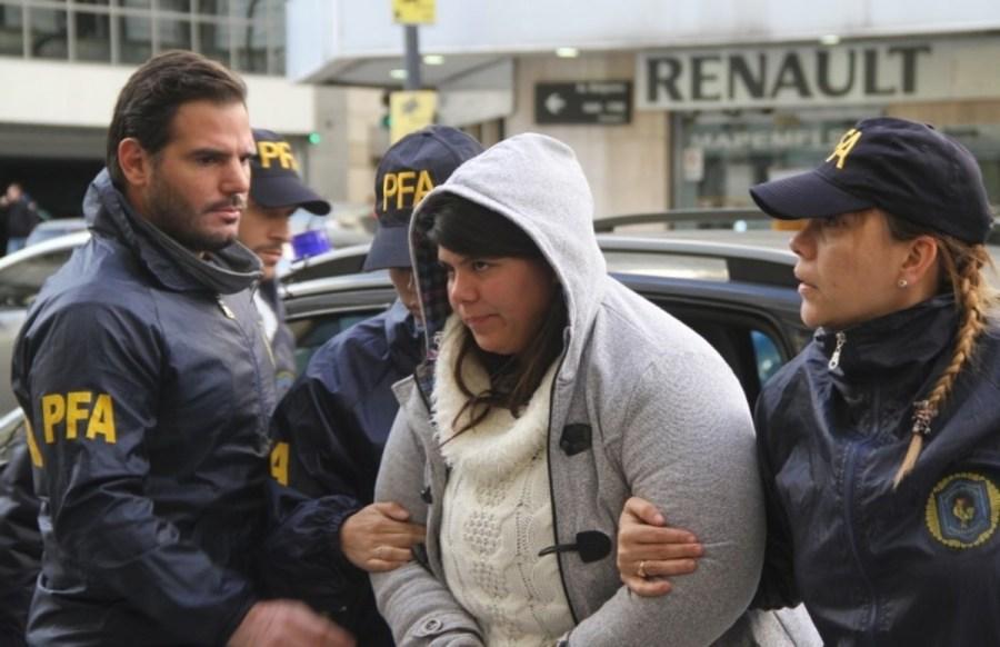 julieta bonnano abogada detenida