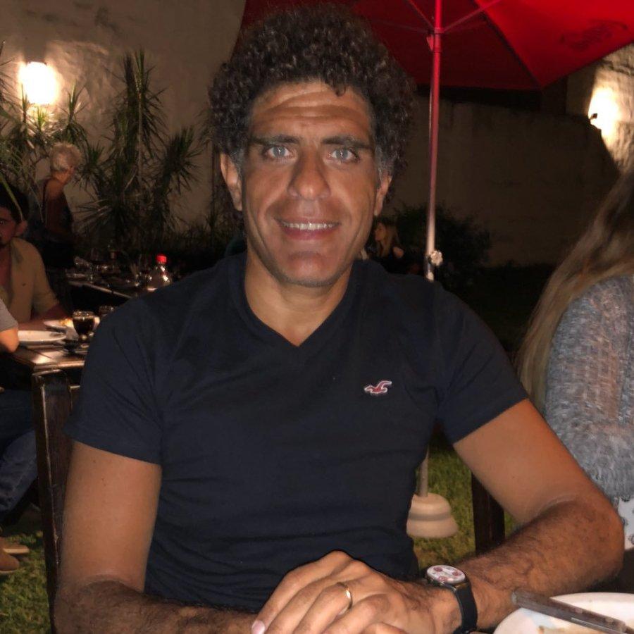 Abdala, el candidato de Cambiemos.