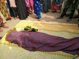 টাঙ্গাইলের মধুপুরে গলায় ফাঁস দিয়ে কলেজ ছাত্রীর আত্মহত্যা