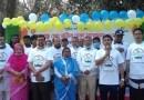হোমনায় বঙ্গবন্ধু শেখ মুজিব ঢাকা ম্যারাথন অনুষ্ঠিত
