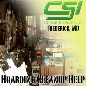 Frederick MD Hoarding Help