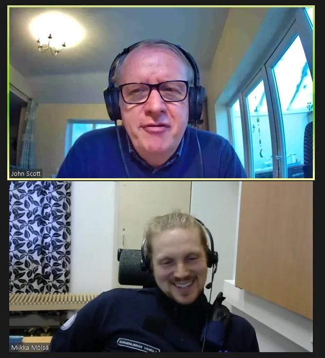 IN-CJ Podcast 010 – Finnish Prison Covid Experience With Miikka Mölsä