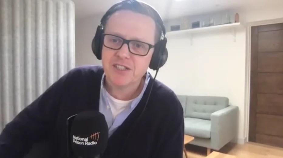 IN-CJ Podcast 012 – Phil Maguire Prison Radio Association