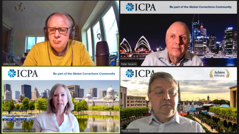 IN-CJ Podcast 028 – International Perspective on Criminal Justice With ICPA