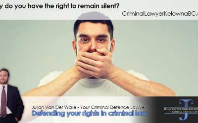 Why do you have the right to remain silent?