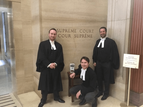 Appeal to the Supreme Court of Canada